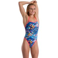 Speedo Retro Pop Cross Tieback Badpakken