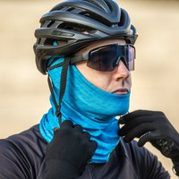 GripGrab Multifunctional Neck Warmer - 0 Blue | Neck Tubes