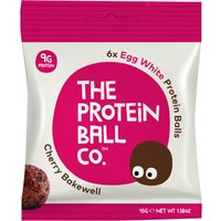 The Protein Ball Co Protein Balls (10x45g)   Snacks