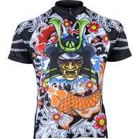 Primal Japanese Warrior Sport Cut Jersey   Jerseys