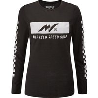 Morvelo Women's Speed Shop Technical Long Sleeve Tee   T-Shirts