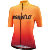 Morvelo Women's Fire Standard Short Sleeve Jersey   Jerseys