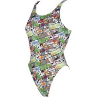 Arena Womens Summer Comics Swimsuit - 30