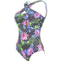 Zoggs Womens Mystique Classicback Swimsuit   One Piece Swimsuits