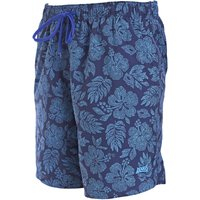 "Zoggs Dot Floral 16"" Short   Swimming Shorts"