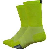 DeFeet Cyclismo Wool Comp Limelight Socks   Socks