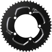 Image of TA Speed 10/11 Speed Chainring - 50T 110BCD Black   Chain Rings