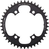 Image of TA One X110 4 Arm Chainring 10/11/12 Speed - 38T Silver   Chain Rings