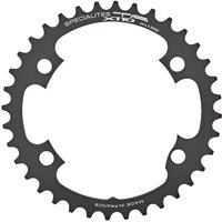 Image of TA X110 4 Arm 10/11 Speed Chainring - 44T Inner Grey   Chain Rings