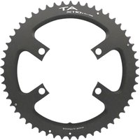 Image of TA X110 4 Arm 10/11 Speed Chainring - 46T Grey   Chain Rings