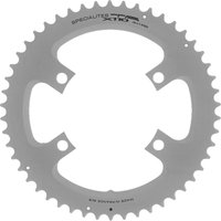 Image of TA X110 4 Arm 10/11 Speed Chainring - 42T Silver   Chain Rings