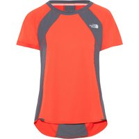 Image of The North Face Women's Ambition S/S Tee - Extra Small Fiery Coral
