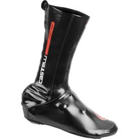 Image of Castelli Fast Feet Road Shoecover - S Black | Overshoes