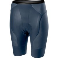 Image of Castelli Women's Free Aero Race 4 Short - L Dark Steel Blue