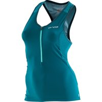 Image of Orca 226 Perform Women's Singlet - UK 10 Jade | Tri Tops