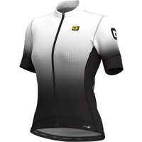 Image of Alé Women's PRS MC Dots Jersey - XL Black/White | Jerseys