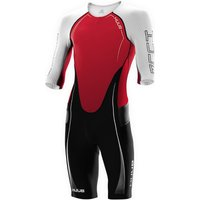 Image of HUUB Anemoi Aero Tri Suit (Exclusive) - M Black/Red | Tri Suits
