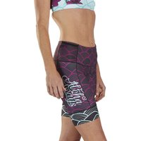 "Zoot Women's Aloha 19 LTD Tri 8"" Short   Tri Shorts"