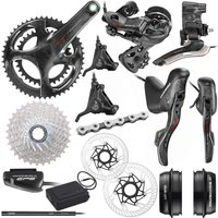 Campagnolo Super Record EPS 12x Disc Groupset   Groupsets