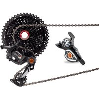 Box One 11 Speed Wide Drivetrain Groupset Groupsets