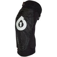 Image of SixSixOne Youth Dbo Elbow Pads - One Size BLACK | Elbow Pads