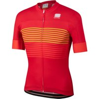 Image of Sportful Spring BodyFit Team Jersey - XXL Red | Jerseys