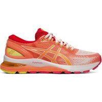 Asics Women's Gel-Nimbus 21 Running Shoes (Shine Pack)   Running Shoes