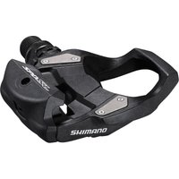 Image of Shimano PD-RS500 SPD-SL Road Pedals - Pair Black | Clip-in Pedals