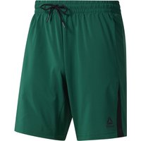 Image of Reebok WOR Woven Shorts - Extra Extra Large Clover Green | Shorts