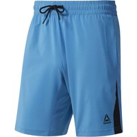 Image of Reebok WOR Woven Shorts - Extra Extra Large Cyan | Shorts