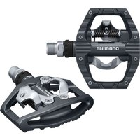 """Image of Shimano EH500 Pedals - 9/16"""" Grey 