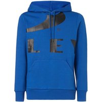 Image of Oakley Big Logo Ellipse Hoodie - M Electric Shade | Hoodies