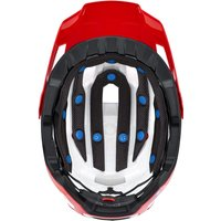 100% Altec Mtb Helmet - 60-63cms Red | Helmets
