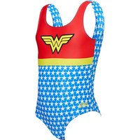 Zoggs Tots Wonder Woman Scoopback   One Piece Swimsuits