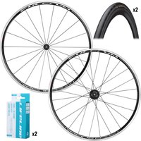 Fulcrum Racing Sport Wheels with Tyres & Tubes   Wheel Sets