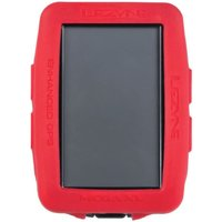 Lezyne Mega XL GPS Cycling Computer Silicone Cover - One Size Red