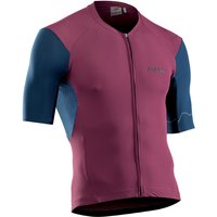 Image of Northwave Extreme 4 Short Sleeve Jersey - XL Bordeaux | Jerseys