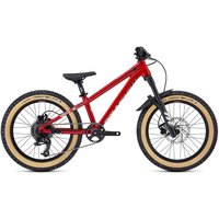 Commencal Meta HT 20 Kids Bike (2020) - One Size Boxxer Red