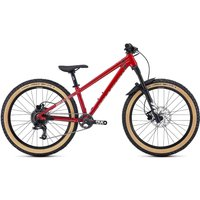 Commencal Meta HT 24 Kids Bike (2020) - One Size Boxxer Red