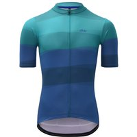 dhb Classic Short Sleeve Jersey - High Tide   Jerseys