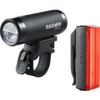 Ravemen CR500 / TR20 USB Rechargeable Front and Rear Light   Light Sets
