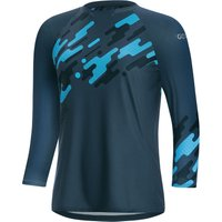 Gore Wear Women's C5 Trail 3/4 Jersey   Jerseys