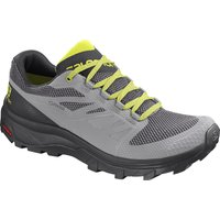 Salomon OUTline Gore-Tex Shoes - UK 8 Alloy/Black/Evening | Shoes