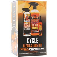 Tru-Tension Cycle Clean and Lube Bundle   Cleaning Products