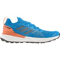 adidas Terrex Two Ultra Parley Shoes - UK 7.5 Sharp Blue | T