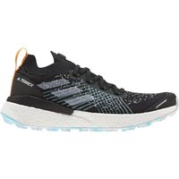 adidas Womens Terrex Two Ultra Parley Shoes - UK 6 Core Black
