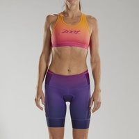 Zoot Women's Sunset Ltd tri 8 Inch Shorts   Tri Shorts