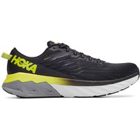 Hoka One One Arahi 4 Running Shoe - UK 8 BLACK / EVENING PRIM