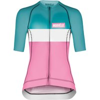 Morvelo Women's Nth Series Mint Jersey   Jerseys