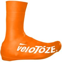 Image of VeloToze Tall Shoe Covers 2.0 - Medium Orange | Overshoes